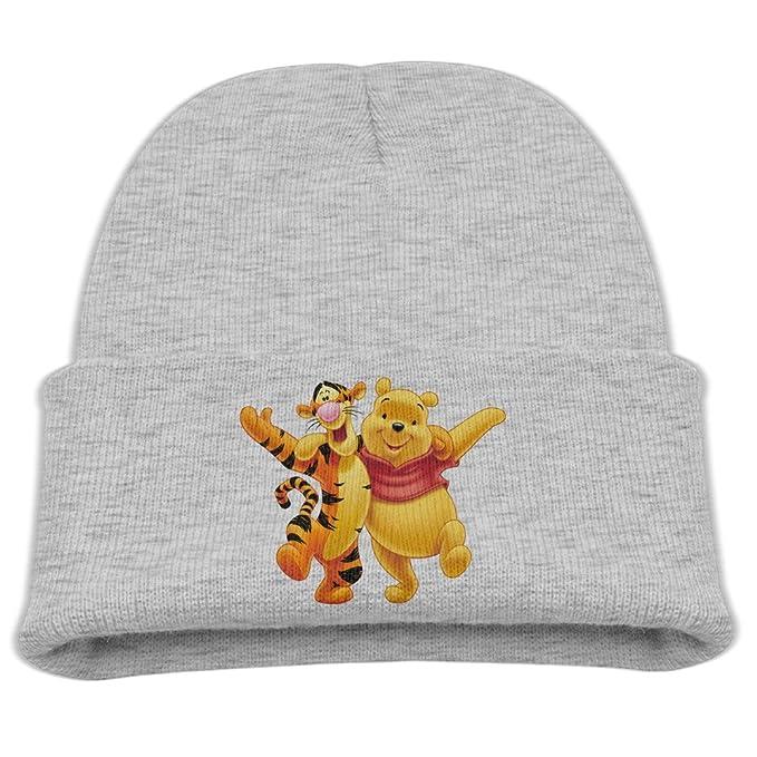 88a504300d6 Amazon.com  Winnie The Pooh Tigger Child Hats Winter Beanies Hats ...