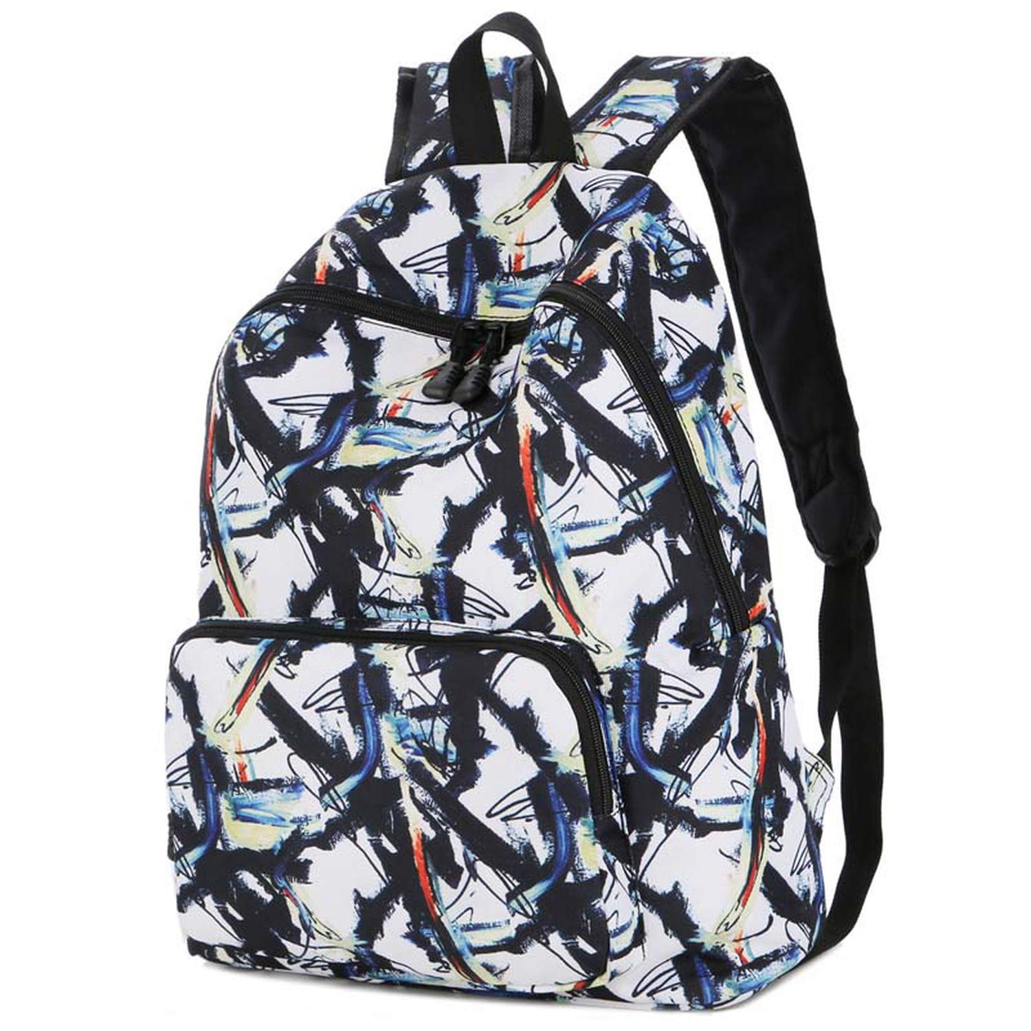 Amazon.com | laptop school bag bolsos unicornio printed backpacks women cute fox teenage bagpack for girlsbackpack 5, | Backpacks