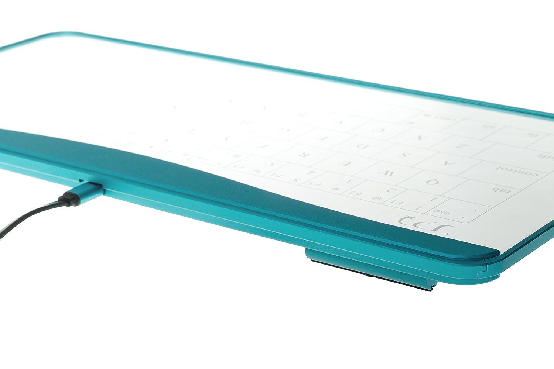 【楽天ランキング1位】 [UPQ] Q-gadget B01CQD6BQ0 KB01 [UPQ] キーボード兼タッチパッド Mac/Windows対応 micro micro USB cable [QKBD001] B01CQD6BQ0, Boomin Blue:9cd07484 --- greaterbayx.co