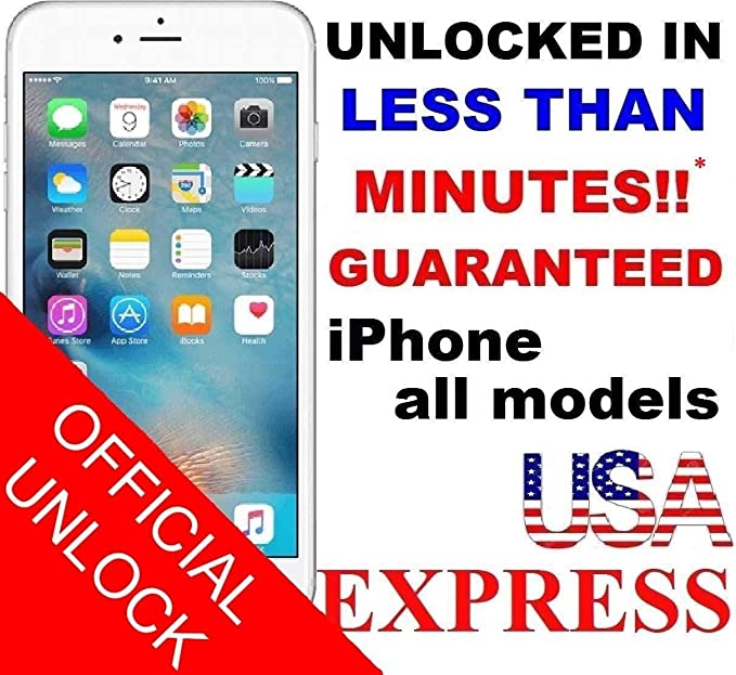 check out 39a6b 68c49 Amazon.com: Premium Factory Unlock Service at&T Code ATT for iPhone ...