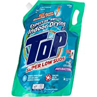 Top Concentrated Liquid Detergent, Super Low Suds Anti-Bacterial, 1.5 kilograms (Super Low Suds Anti-Bacterial, 1 NEW…