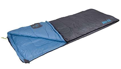 Bo-Camp Onyx XXL - Saco de dormir formato sábana hasta -9°C
