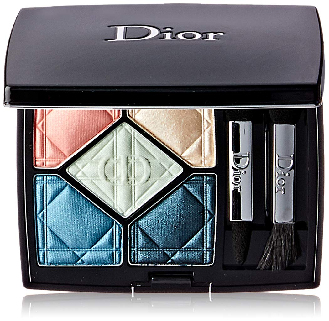 Christian Dior 5 Couleurs Couture Colour Eyeshadow Palette - 357 Electrify By Christian Dior - 0.21 Oz Eye Shadow, 0.21 Ounce