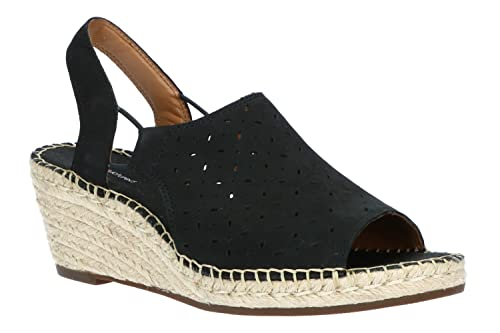 d412e88f Gail Piel Cordones Negro Para Petrina De Zapatos Clarks Mujer 7gY6bfy
