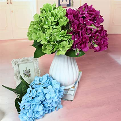 Amazon amiley 1 piece pretty diy artificial silk fake flowers amiley 1 piece pretty diy artificial silk fake flowers leaf rose floral wedding home party decor mightylinksfo