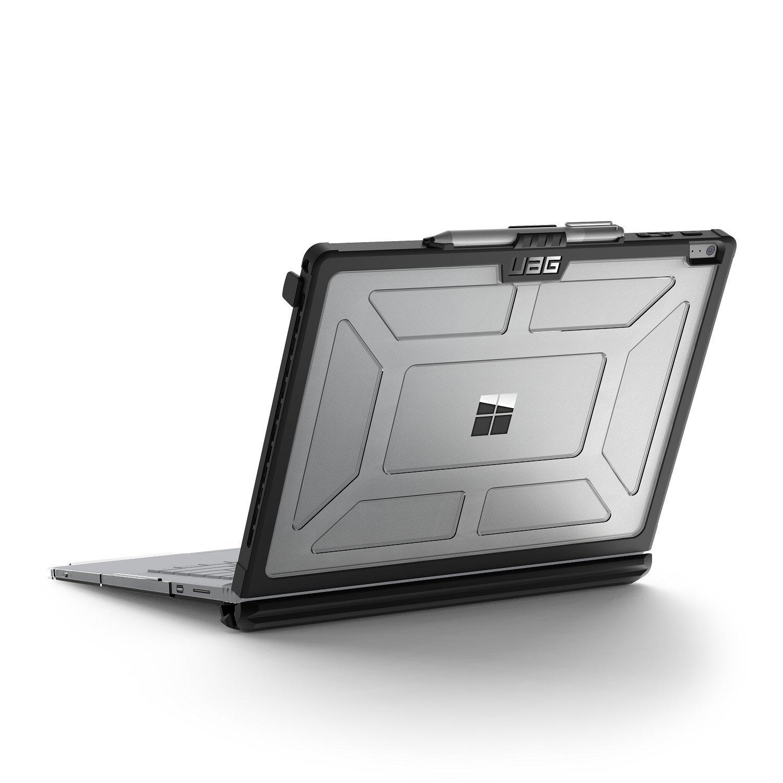URBAN ARMOR GEAR SFBK-Ice - Carcasa para Surface Book, Transparente (Ice): Amazon.es: Electrónica