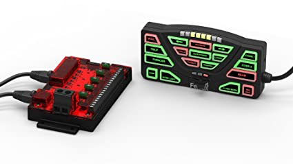 amazon com feniex 4200 controller with datalink automotive rh amazon com
