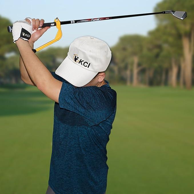 8b970d598c9b0 Golf Swing Training Aid Practicing Guide Golf Accessories