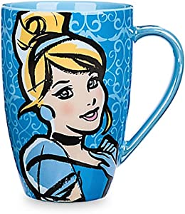 Disney Parks Exclusive Cinderella Mornings Coffee Mug