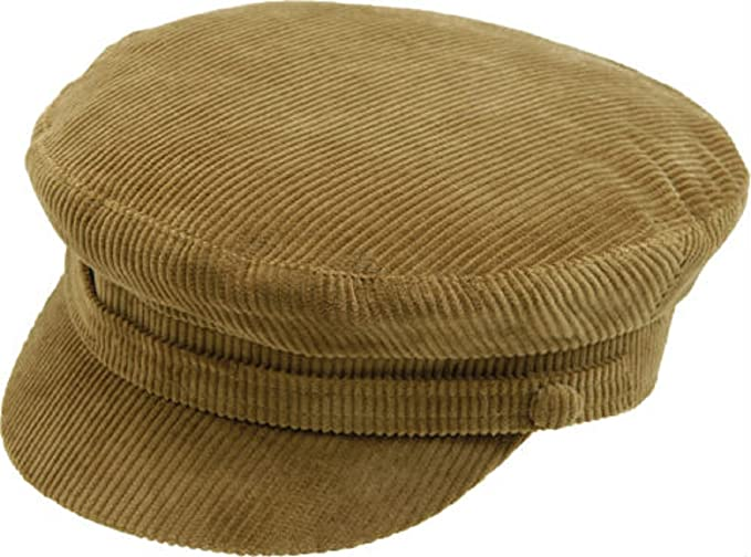 14717c2dd3f Failsworth Millinery Mariner Cord Cap at Amazon Men s Clothing store