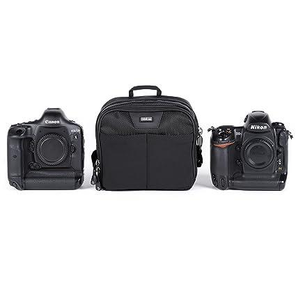 a4823297b6f Amazon.com : Think Tank Photo Speed Changer V3.0 Waist Pack Camera Bag  (Black) : Electronics