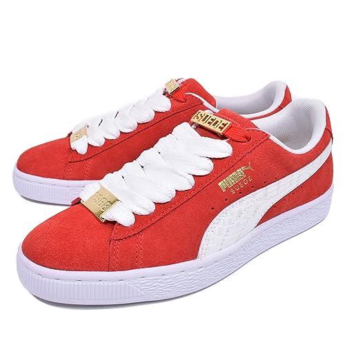 Puma Men Shoes/Sneakers Bboy Fabulous Suede Classic Red 38.5