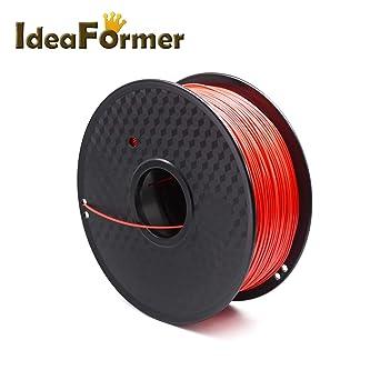 Filamento para impresora: filamento PLA de 1,75 mm, rollo de ...