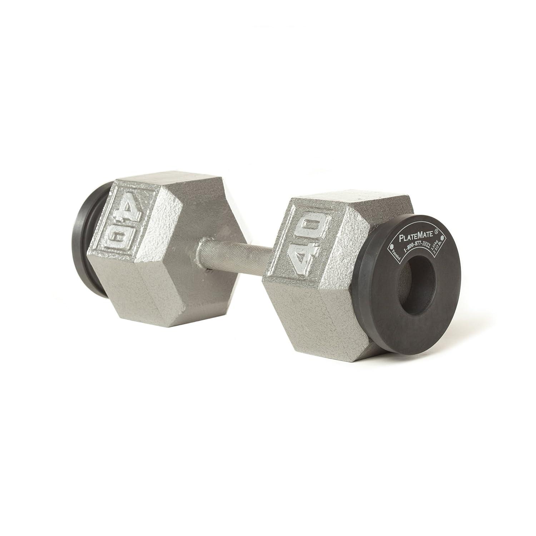 platemate magnético microloading placa de peso w/bolsa | Pesos adicionales | Select: 5/8 LB. Hexagonal, 1,25 Lb. Donut, 1,25 Lb. Hexagonal o 2,5 Lb. Donut ...