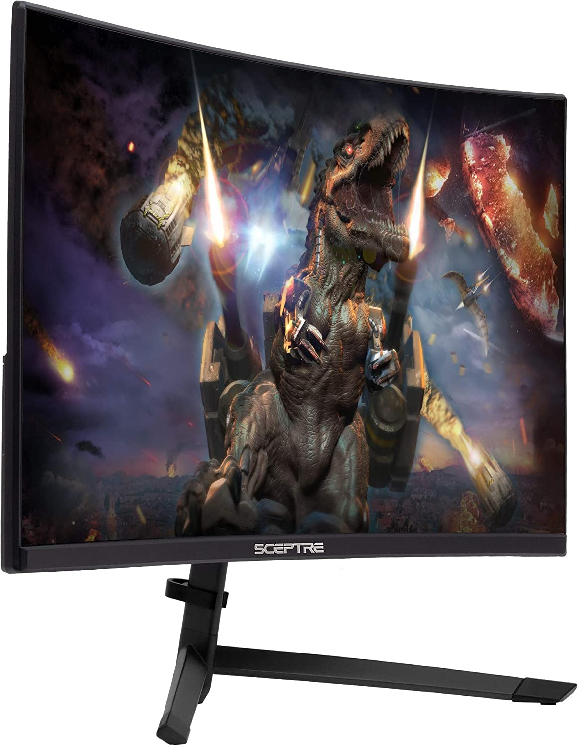 Sceptre 24-Inch Curved 144Hz Gaming LED Monitor