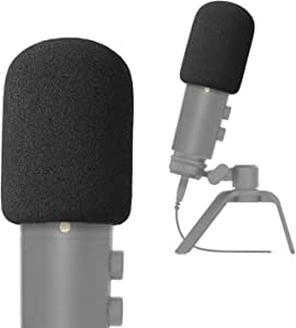 Rode NT USB Microphone Windscreen - Mic Cover Foam Pop Filter Customized for Rode NT-USB Condenser Microphone
