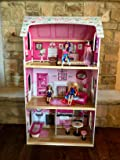 Great doll house for a reasonable price!