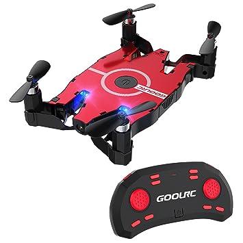 GoolRC T49 Drone RTF Mini drone 6 ejes Gyro WIFI FPV con 720P HD ...