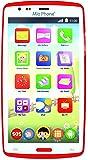 Lisciani Giochi 55746 - Mio Phone HD 5' Rosso