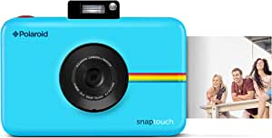 with ZINK Zero Ink Printing Technology /& Wrist Strap /& Neck Strap Combo Kit For Polaroid Z2300 PIC-300 White Socialmatic Digital Instant Print Cameras Polaroid Snap Instant Digital Camera Z340