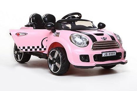 Auto Elettrica Mini Car Giocattolo Per Bambini 12v Con Telecomando