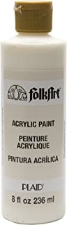 product image for FolkArt Acrylic Paint in Assorted Colors (8 oz), , Warm White