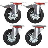 FIXKIT 4 piezas Juego de ruedas de alta