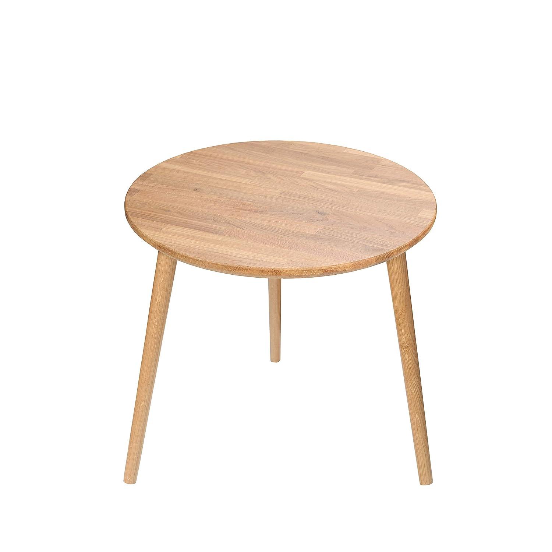 SemUp Mesa de café Redonda de Madera Pocos diseños escandinavos ...
