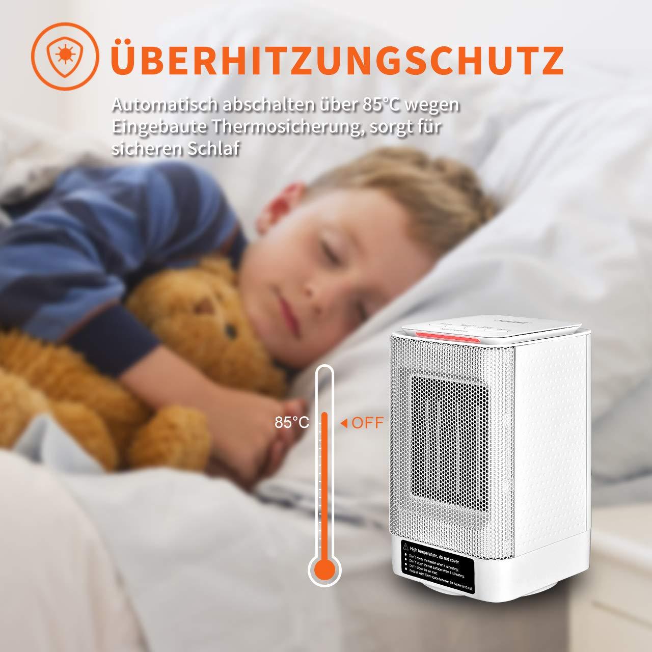 douhe de cerámica Calefactor rápido Calentamiento Cambiador Calefactor, Blanco 950.00W, 220.00V: Amazon.es: Bricolaje y herramientas