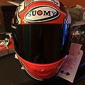 9ea87aa6 Amazon.com: Suomy SR Sport / Vandal Dark Smoke Race Shield: Automotive