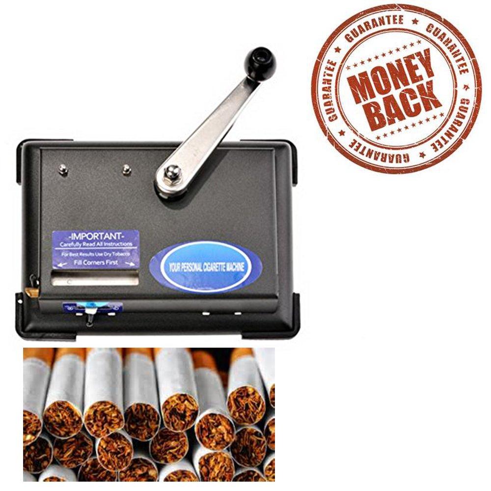 Cigarette Injector Machine, Hand Operation Cigarette Rolling Machine, Tobacco Maker Roller Machine