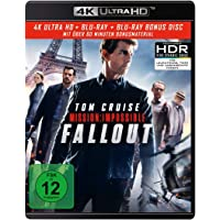 Mission: Impossible 6 - Fallout  (4K Ultra HD) (+ Blu-ray 2D)