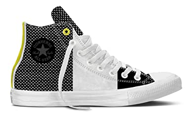 27fd4ca2e23 Converse Unisex Adults  Chuck Taylor All Star II Hi-Top Trainers ...