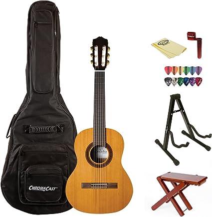 Cordoba Requinto 580 Pack de guitarra acústica: Amazon.es ...