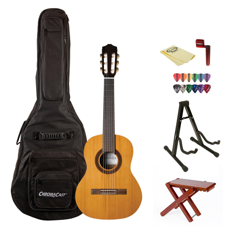 cordoba requinto 580 acoustic guitar pack ebay. Black Bedroom Furniture Sets. Home Design Ideas