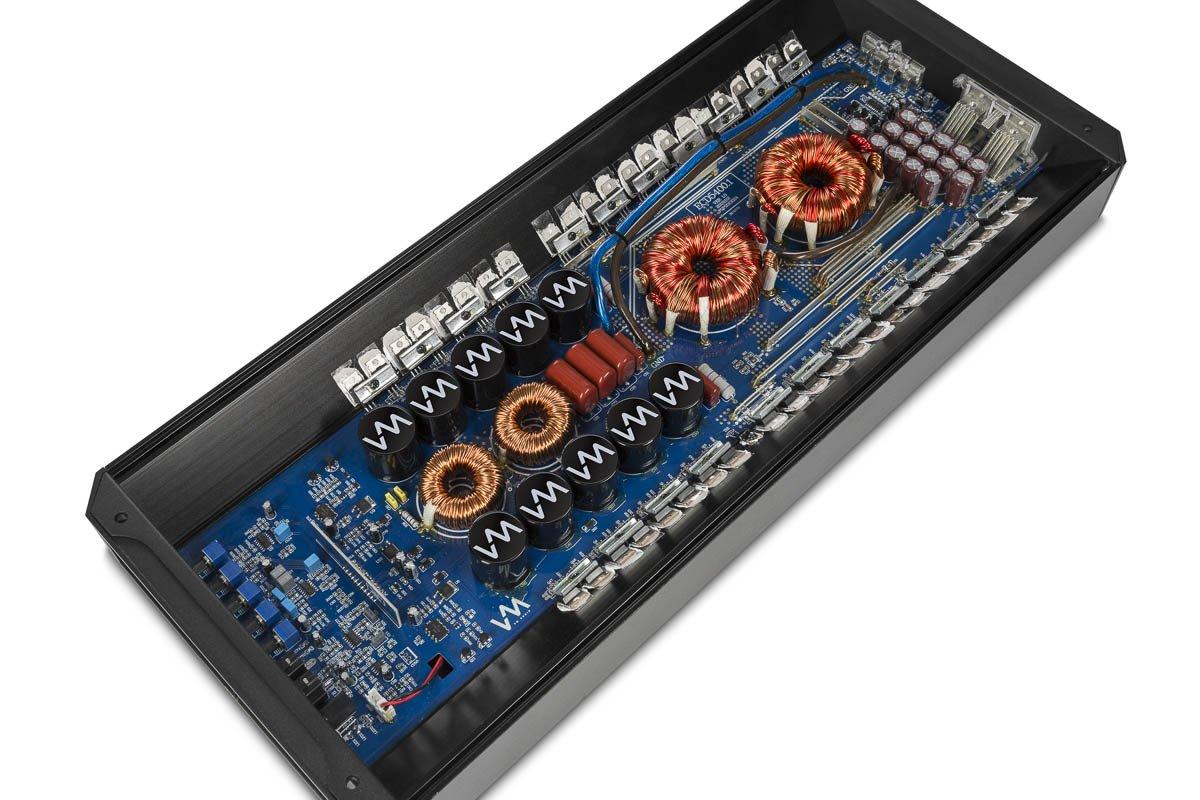 Amazon.com: VM Audio ECD5400.1 Encore 5400W 1 Ohm Class D Amp Digital Mono Power Amplifier: Car Electronics