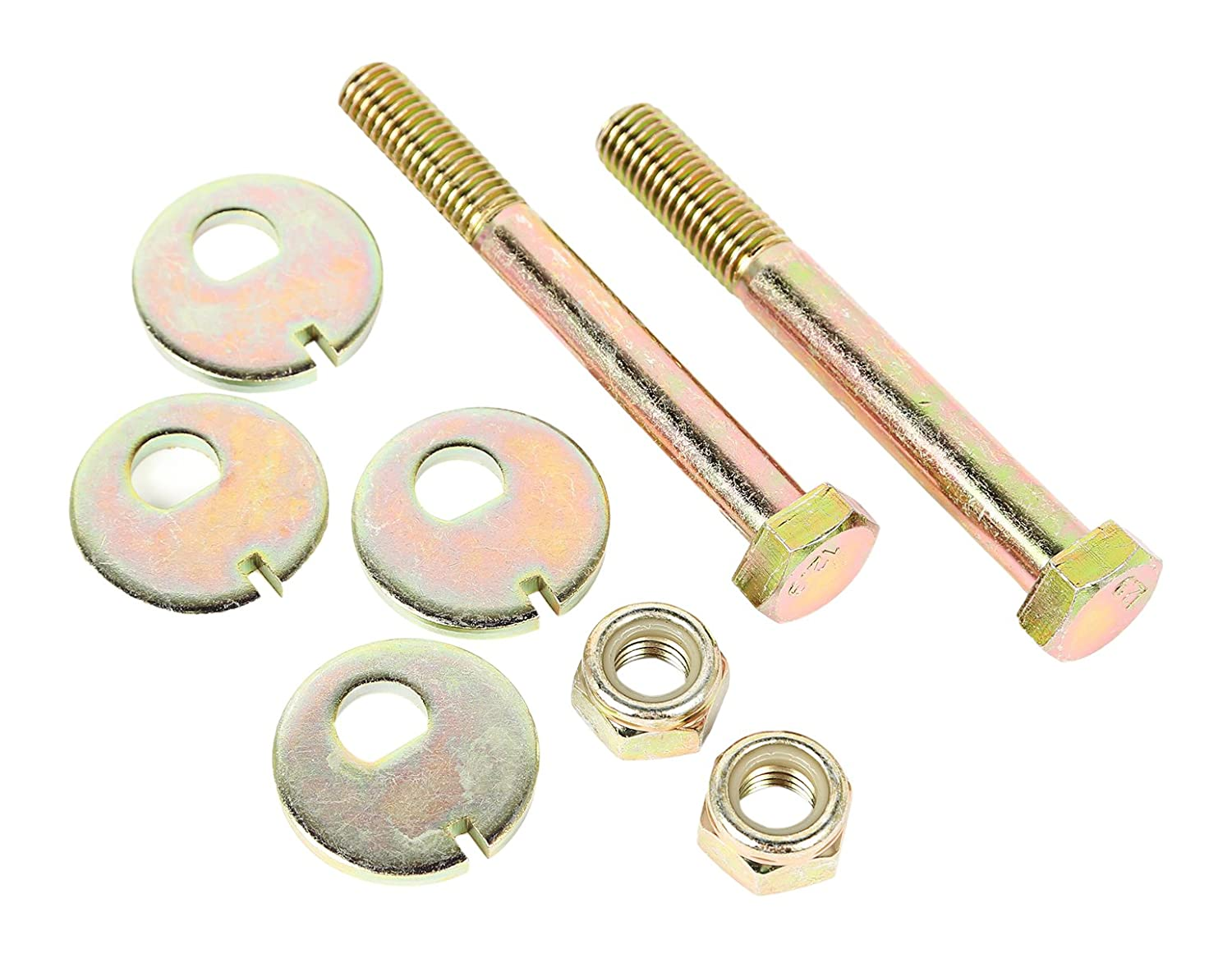Rugged Ridge 18303.01 Front Cam Bolt Set for Wrangler/Grand Cherokee (Lower Control Arm)