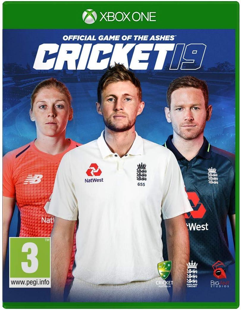 Cricket 19 - The Official Game of the Ashes - Xbox One - Xbox One [Importación inglesa]: Amazon.es: Videojuegos