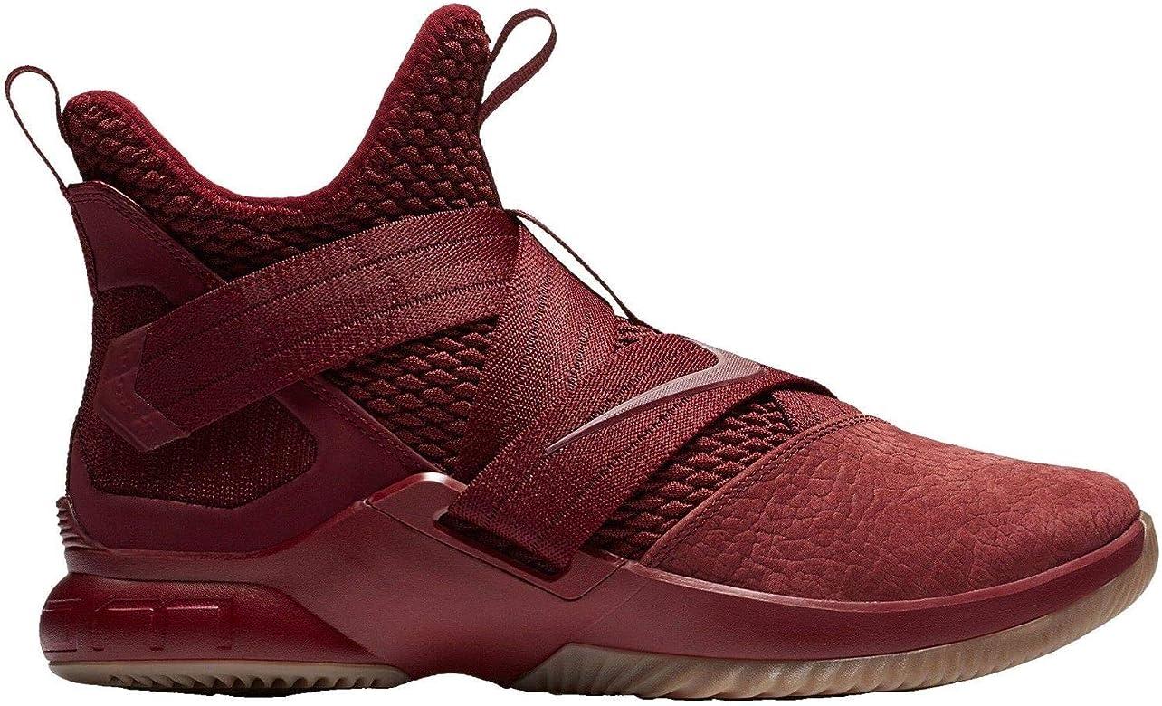 Nike Lebron Soldier XII SFG, Zapatillas de Baloncesto para Hombre ...