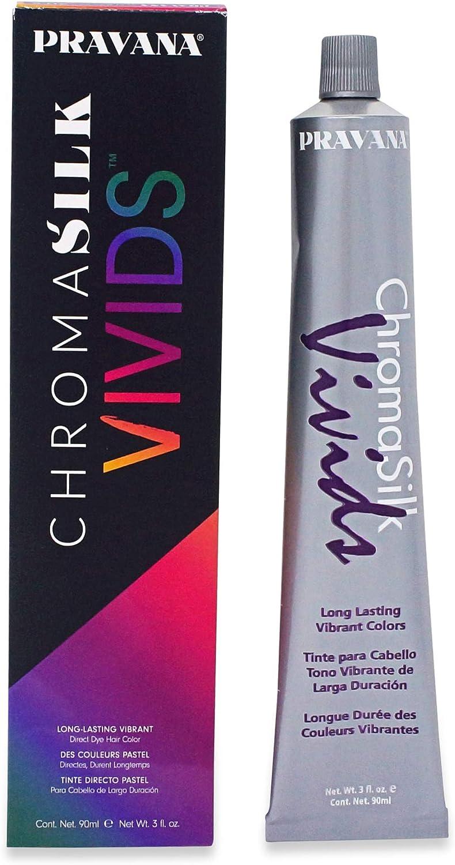 Pravana Cs Vivids Tinte Capilar Violeta - 90 ml