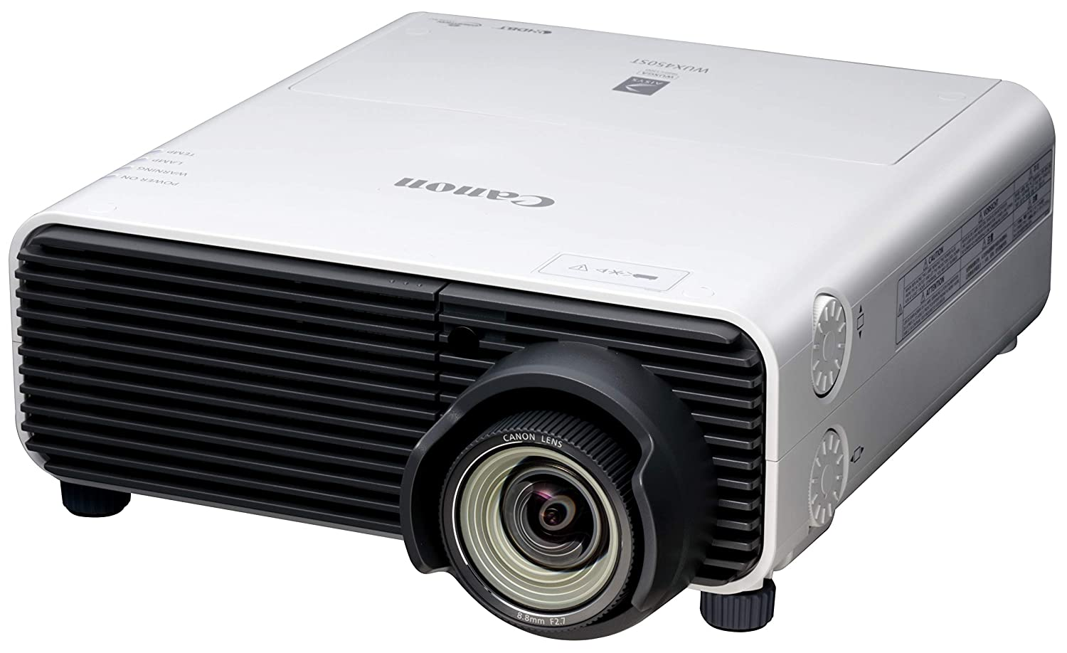 Canon WUX450ST Video - Proyector (4500 lúmenes ANSI, LCOS ...