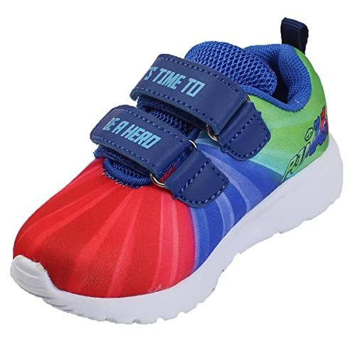 PJ Masks Superpigiamini - Zapatillas para niño Azul Size: 23