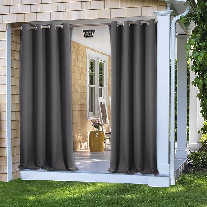 Pony Dance cortina opaca para Interior y Exterior: Amazon.es: Jardín