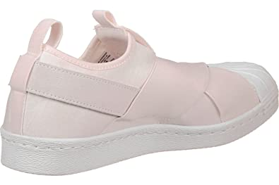 Adidas Superstar Slip On Damen Sneaker Pink, Pink, 40 EU