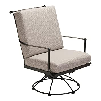 Amazon.com: Woodard 7 F0077 Maddox Swivel Rocker – Sillón ...