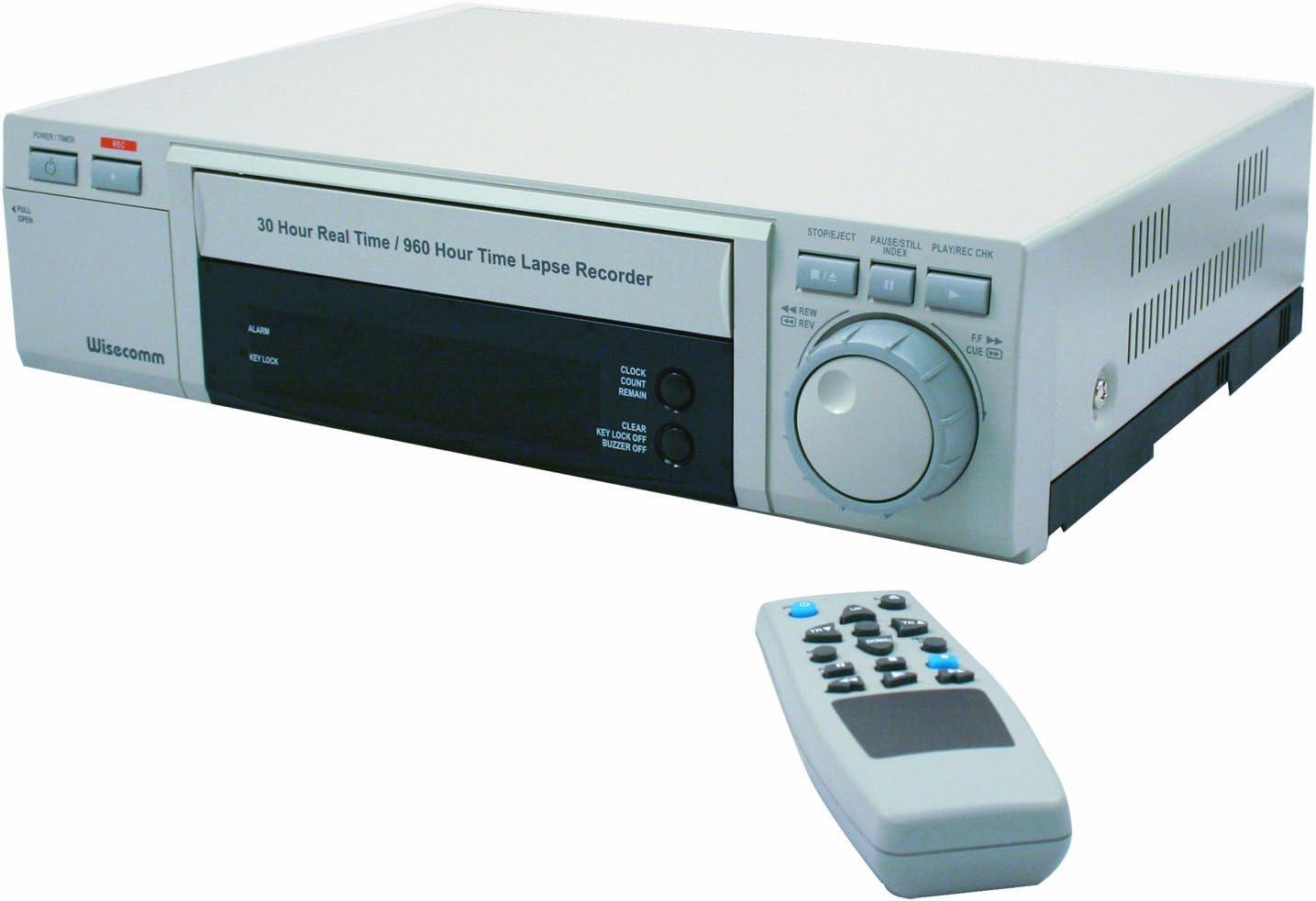 Wisecomm TLV1280A Surveillance Recorder - Medium (Light Grey)