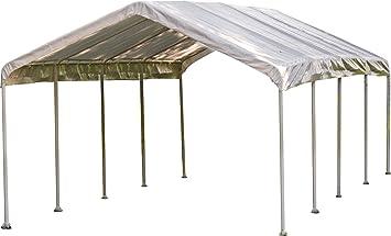 ShelterLogic SuperMax Canopy White 10 x 20 ft.  sc 1 st  Amazon.com & Amazon.com : ShelterLogic SuperMax Canopy White 10 x 20 ft ...