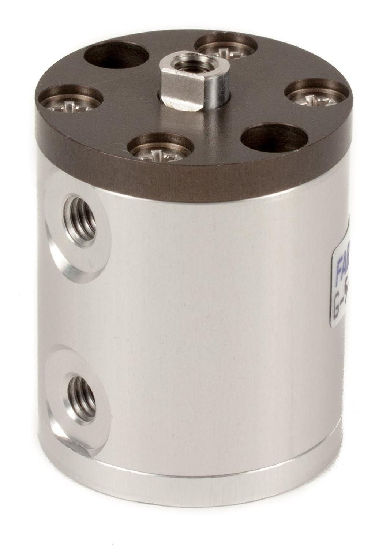Fabco-Air G-5-X Original Pancake Cylinder, Double Acting, Maximum Pressure of 250 PSI, 1/2' Bore Diameter x 3/4' Stroke 1/2 Bore Diameter x 3/4 Stroke FAB   G-5-X