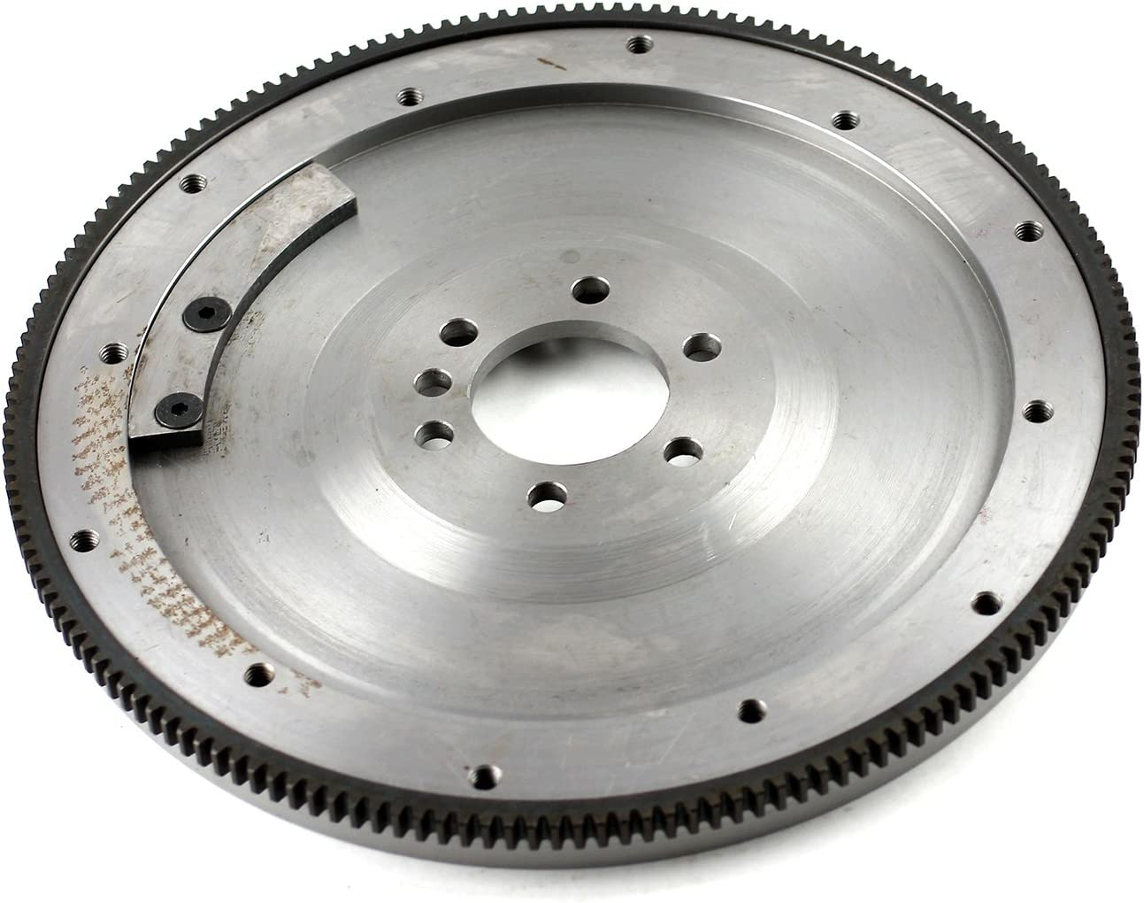 Chevy BBC 454 2Pc Rms 168 Tooth 11 External Bal Billet Steel SFI Flywheel