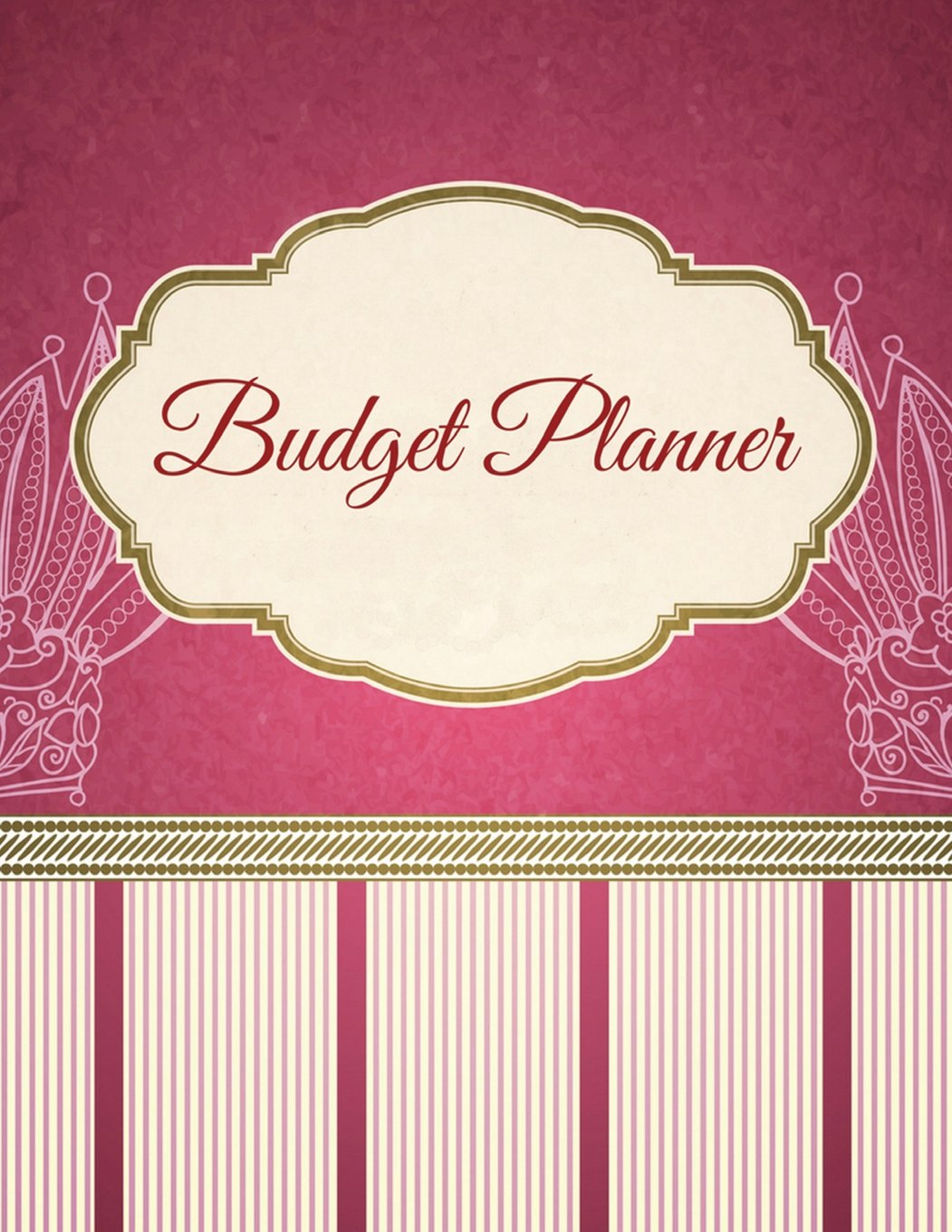 Budget Planner: Vintage Design Budget Planner for your Financial Life With Calendar 2018-2019 Beginner's Guide to Personal Money Management and Track ... Finance Journal Planning Workbook (Volume 8) Paperback – May 31, 2018 Marlene Winget 1720599807